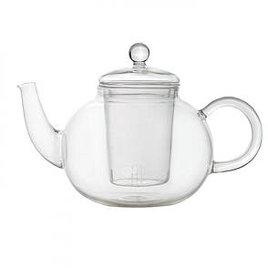 Чайник заварочный, стеклянный, 900 мл, фото 2
