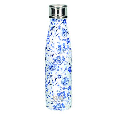 Бутылка металлическая Built Floral, с двойными стенками, 500 мл, фото 2