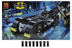 """Конструктор """"BATMAN"""" """"Погоня за Джокером"""" 354дет 38,8*22*6,5см /36/"""