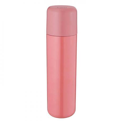 Термофляга LEO, розовая, 0,5 л, фото 2