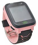 Детские умные часы UWatch F3 с GPS Pink, фото 2