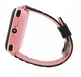 Детские умные часы UWatch F3 с GPS Pink, фото 3