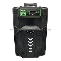 Активная акустическая колонка-бумбокс 12102