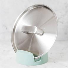 Подставка силиконовая LEO для кухонных аксессуаров BergHOFF зеленая 3950098, фото 3