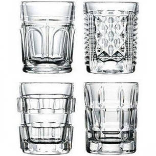 Набор стаканов для шотов After Assortis 4 шт La Rochere, фото 2