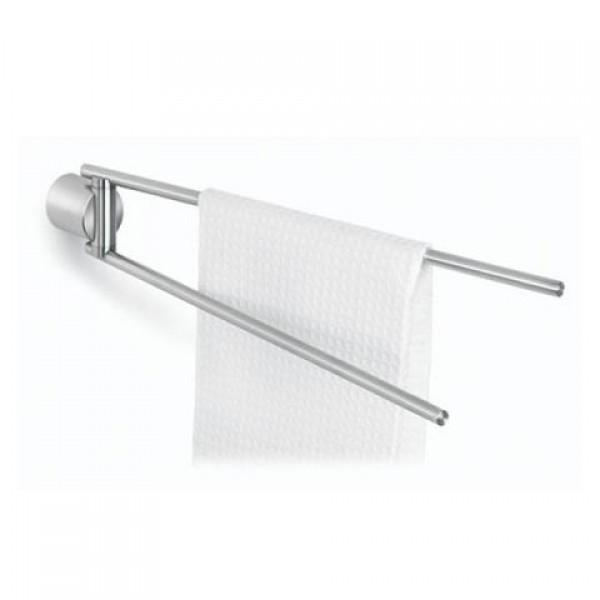 Вешалка для полотенца Duo 420 мм из нержавеющей стали Blomus S68510