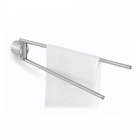 Вешалка для полотенца Duo 420 мм из нержавеющей стали Blomus S68510, фото 2