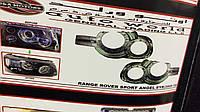 Ангельские глазки (2005-2010, 2 шт) Range Rover Sport 2005-2013 гг. / Передние фары Ленд ровер Рендж Ровер, фото 1