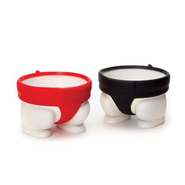 Набор подставок для яиц Sumo 5,5см силиконовый Peleg Design PE906