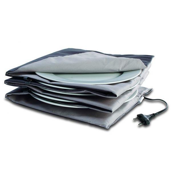 Подогреватель для 10 тарелок антрацит/серый 33 х 34 см SOLIS 906.29