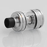 Атомайзер Eleaf Melo 4 D25 4.5ml/2ml 25 мм Silver, фото 2
