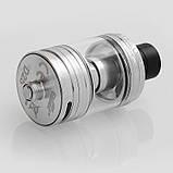 Атомайзер Eleaf Melo 4 D25 4.5ml/2ml 25 мм Silver, фото 3
