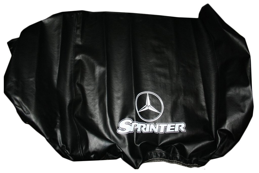 Mercedes Sprinter 1995-2000мЧехол капота (кожазаменитель) / Чехлы на капот Мерседес Бенц Спринтер