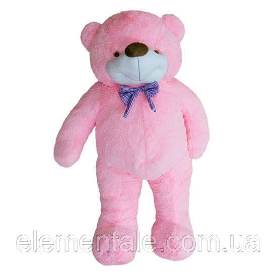 Мягкая игрушка Золушка Медведь Бо 95 см Розовый