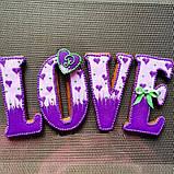 3Д Формочка до Дня Закоханих Серце-пончик | Вирубка на день святого Валентина | Вирубка для пряників, фото 2