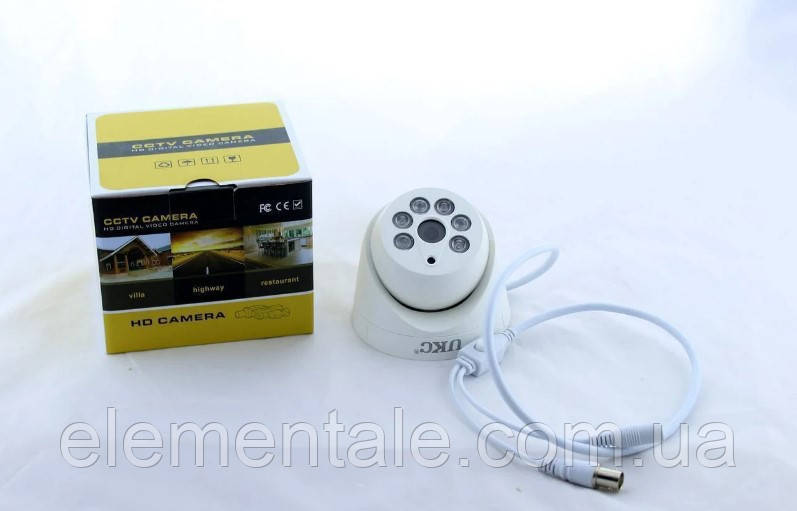 Камера CAMERA CAD Z201 AHD 4mp\3.6mm