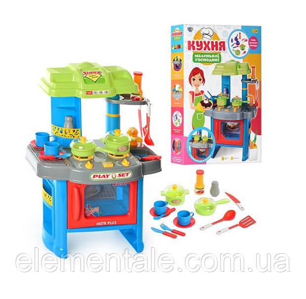 Детская кухня Limo Toy 008-26 A Blue