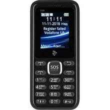 Мобильный телефон 2E S180 Black (708744071118)