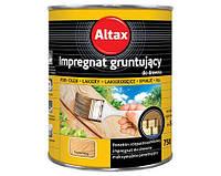 Грунтовка для дерева Altax Impregnat gruntujacy do drewna 0,75 л