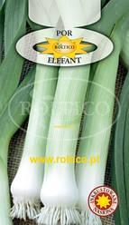 Польские семена лука порей Elefant/Елефант 1г ROLTICO