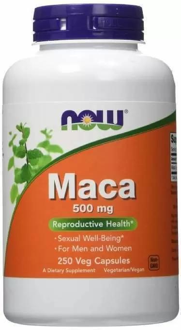 Мака (Maca) 500 мг 100 капсул