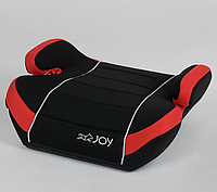 Детский бустер-сиденье автомобильное JOY 43769 группа 2/3, вес ребенка 15-36 кг