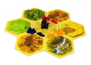 Настільна гра Колонізатори, фото 3