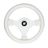 Рулевое колесо Ultraflex V45W 280 мм термопластик, белый