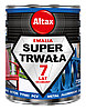 Супер стойкая эмаль Altax Super Trwala Emalia (Жёлтая) 0,75 л