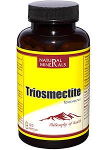 Мінеральний комплекс Тріосмектит (Triosmectite) 120 капс, фото 2