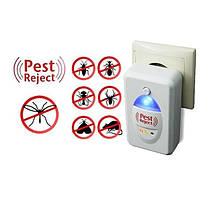 Електромагнітний відлякувач комах і мишей Pest Reject 10.5х6.5 см