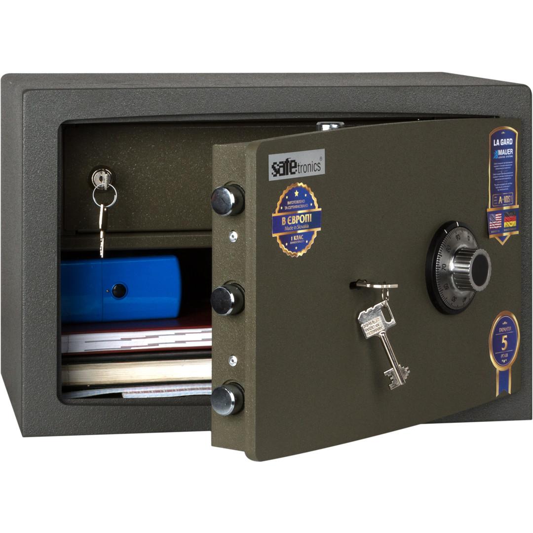 Взломостойкий сейф Safetronics NTR 24MLGs