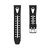Силиконовые ремешки на часы Samsung Gear S3 Classiс/Frontier 22 мм, фото 3
