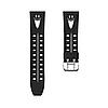Силиконовые ремешки на часы Samsung Gear S3 Classiс/Frontier 22 мм, фото 7