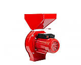 Электроизмельчитель корма Minsk MT-3 МТЗ-3600 3.6 кВт, фото 5