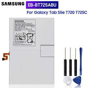 Аккумулятор EB-BT725ABU для Samsung Galaxy Tab S5e 10.5'' SM-T725, SM-T720 (ёмкость 7040mAh)