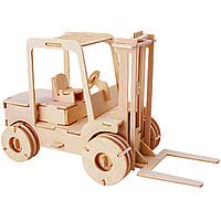 Игрушка из дерева Мир деревянных игрушек 3D пазл Автокар П024, КОД: 2436648