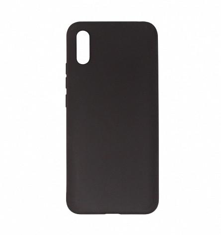 Силиконовый матовый чехол для Xiaomi Redmi 9a, S561