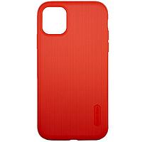 Чехол на iPhone 11 Pro Max Rifle Red (Чохол для Айфон)