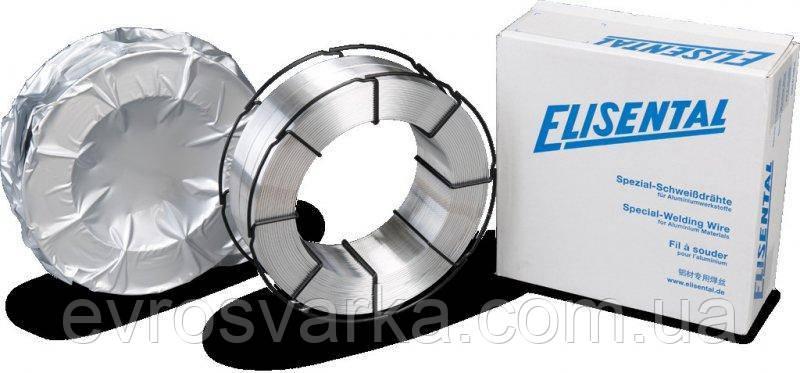 Сварочная проволока 5356 (AlMg5Cr) DE 58 / алюминиевые сплавы / Elisental DE 58/ Германия