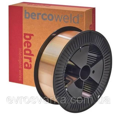 Сварочная проволока BERCOWELD K 5 (CuSn1) сварка меди и медных сплавов / Bedra / Германия