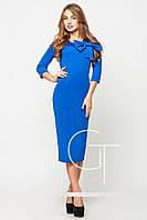 Платье стильное миди, фото 1