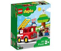 Конструктор LEGO DUPLO Пожарная машина (10901), фото 1