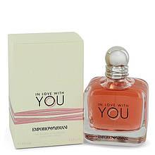Женская парфюмированная вода Giorgio Armani Emporio Armani In Love With You 100 мл