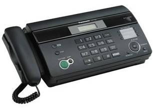 Факс Panasonic KX-FT982UA-B Black