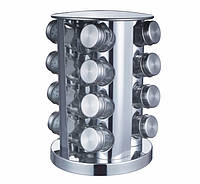Набор для специй Spice Carousel R66-16 17 предметов 300464, КОД: 1717282