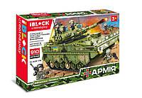 Конструктор IBLOCK PL-920-179, АРМИЯ, 910 деталей