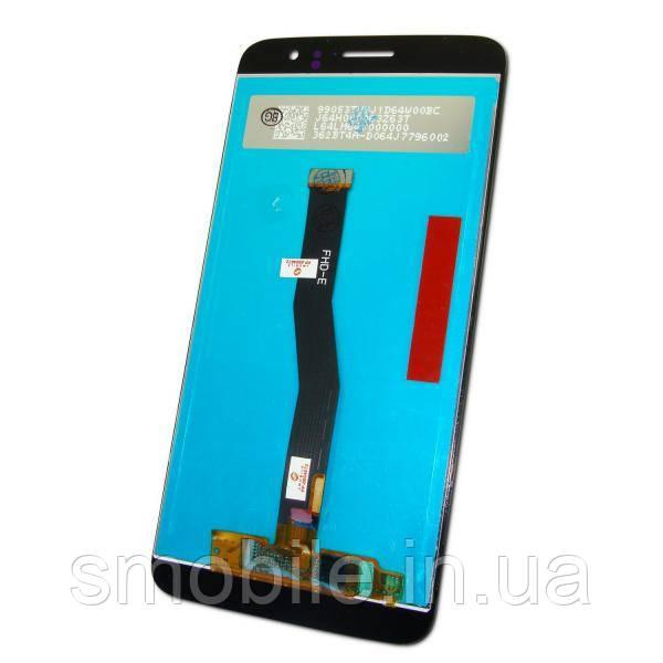 Huawei Дисплей Huawei Nova Plus с сенсором, золотистый (оригинальные комплектующие)