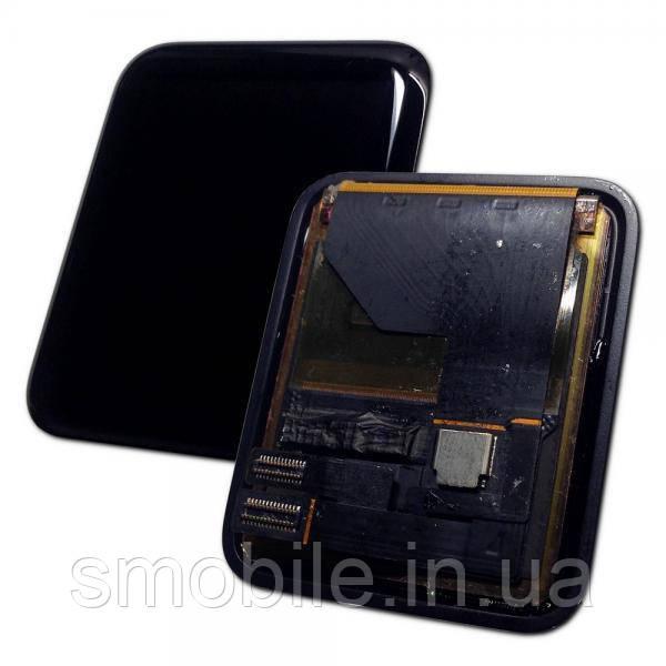 Apple Дисплей Apple Watch 1-го поколения 42 мм с сенсором, черный (оригинал)