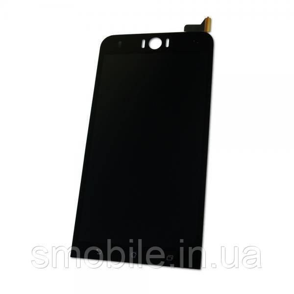Asus Дисплей Asus ZenFone Selfie ZD551KL с сенсором, черный (оригинальные комплектующие)